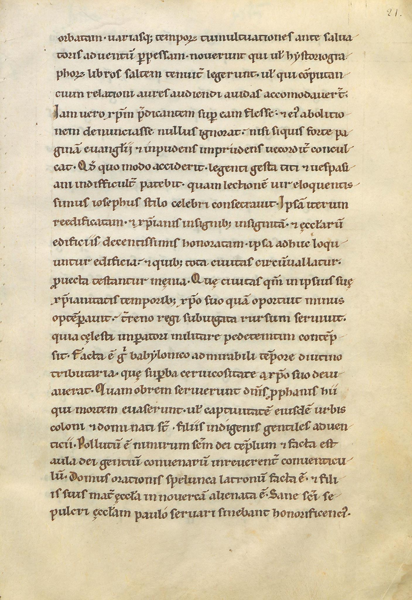 Manuscrit-Historia-Hierosolimitana-21r°