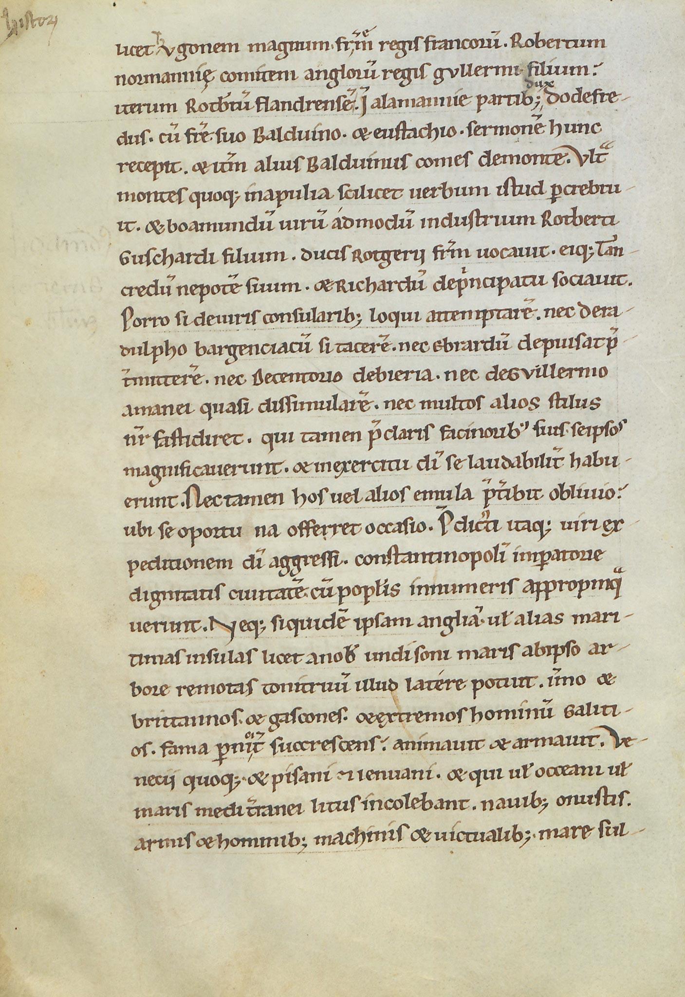 Manuscrit-Historia-Hierosolimitana-26v°