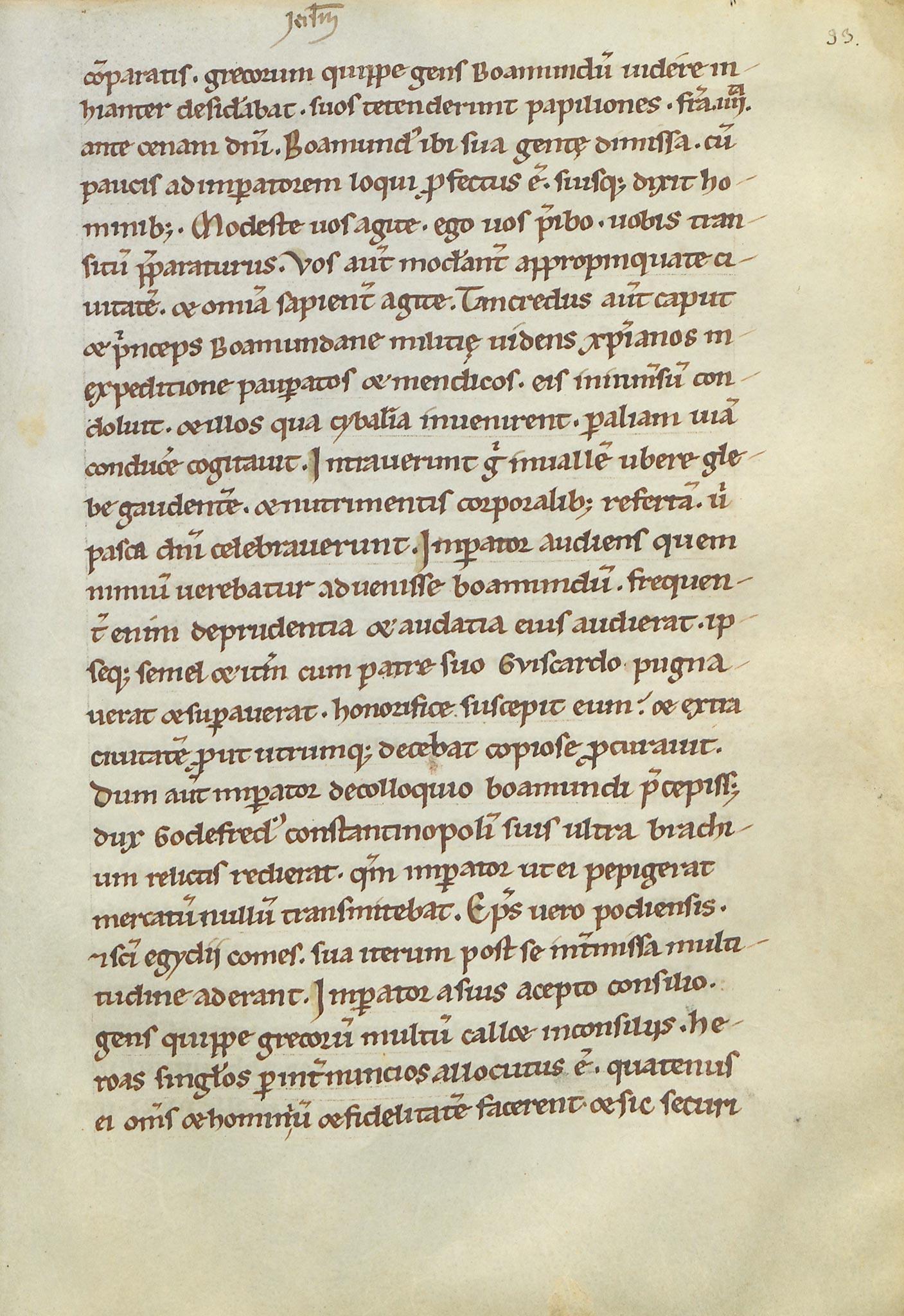 Manuscrit-Historia-Hierosolimitana-33r°