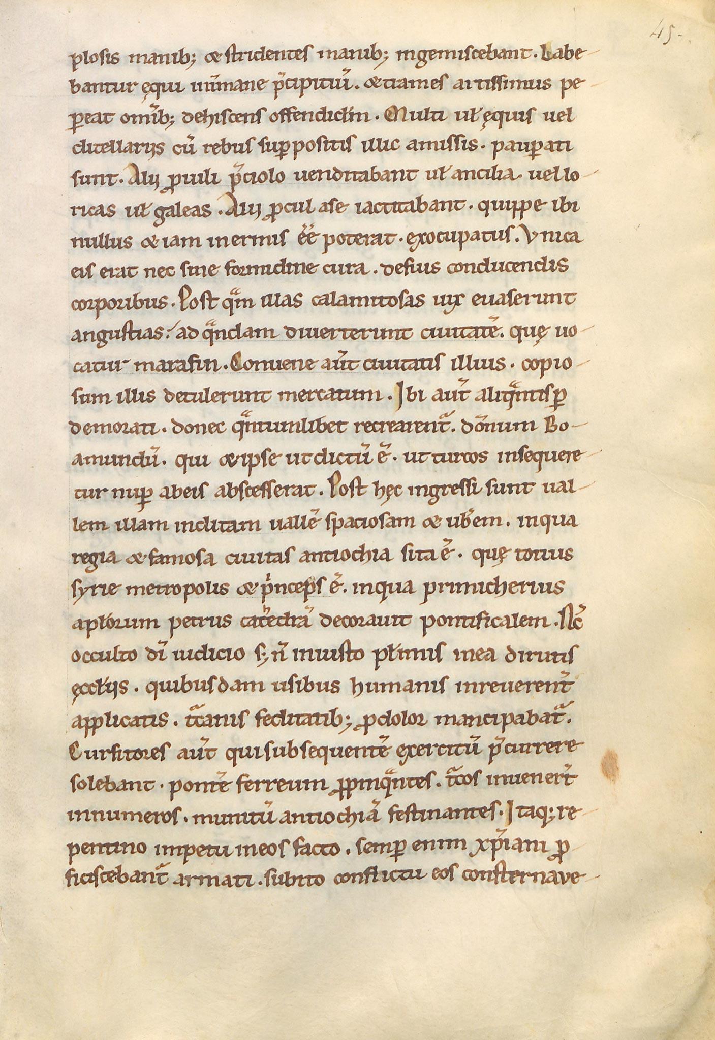 Manuscrit-Historia-Hierosolimitana-45r°