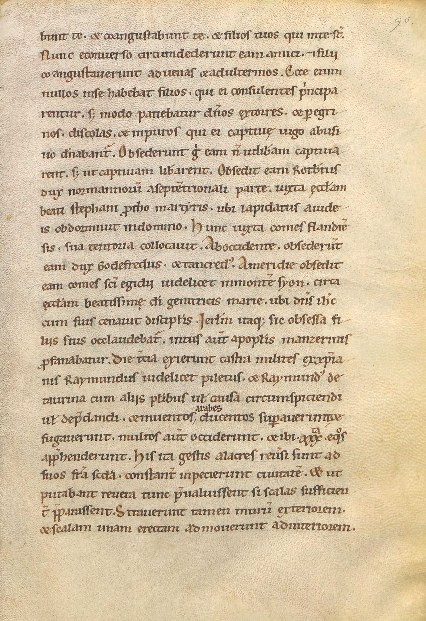 Manuscrit-Historia-Hierosolimitana-90r°