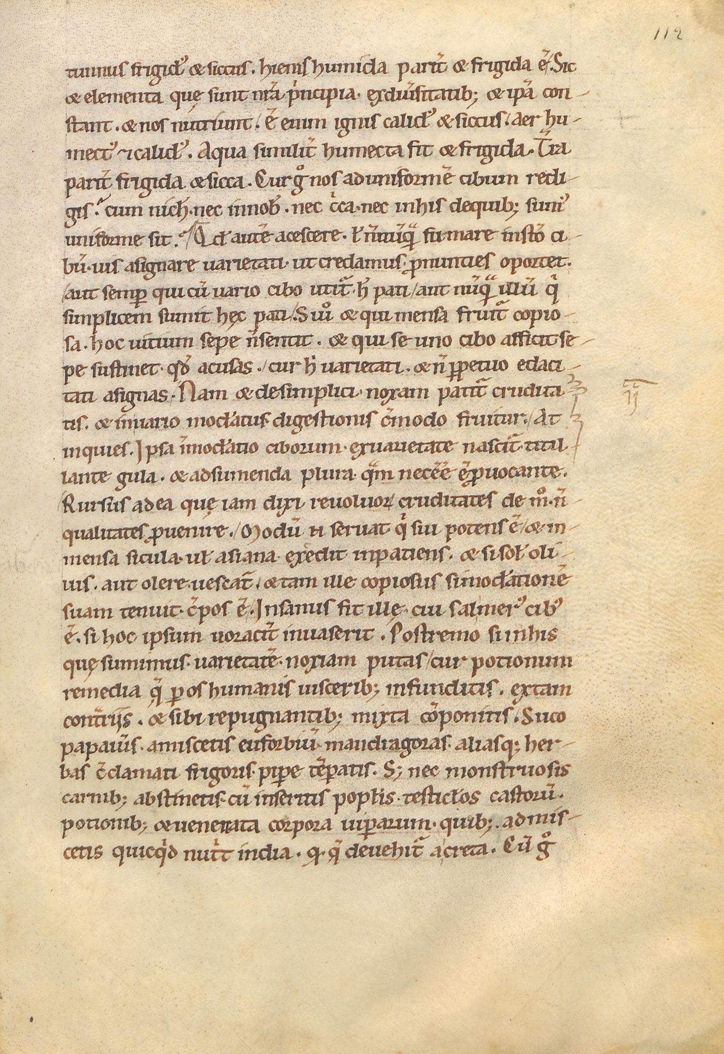 Manuscrit-Saturnales-112r°