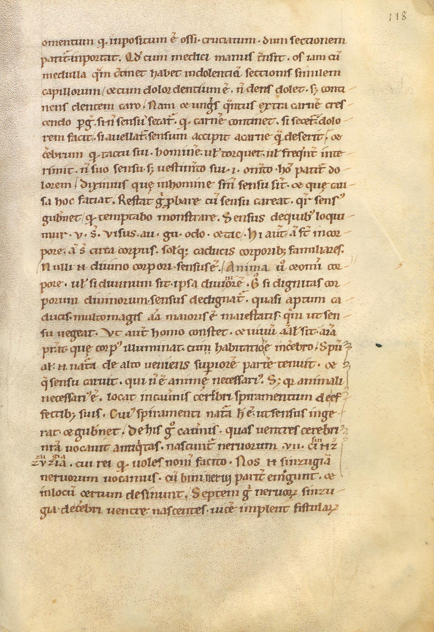 Manuscrit-Saturnales-118r°