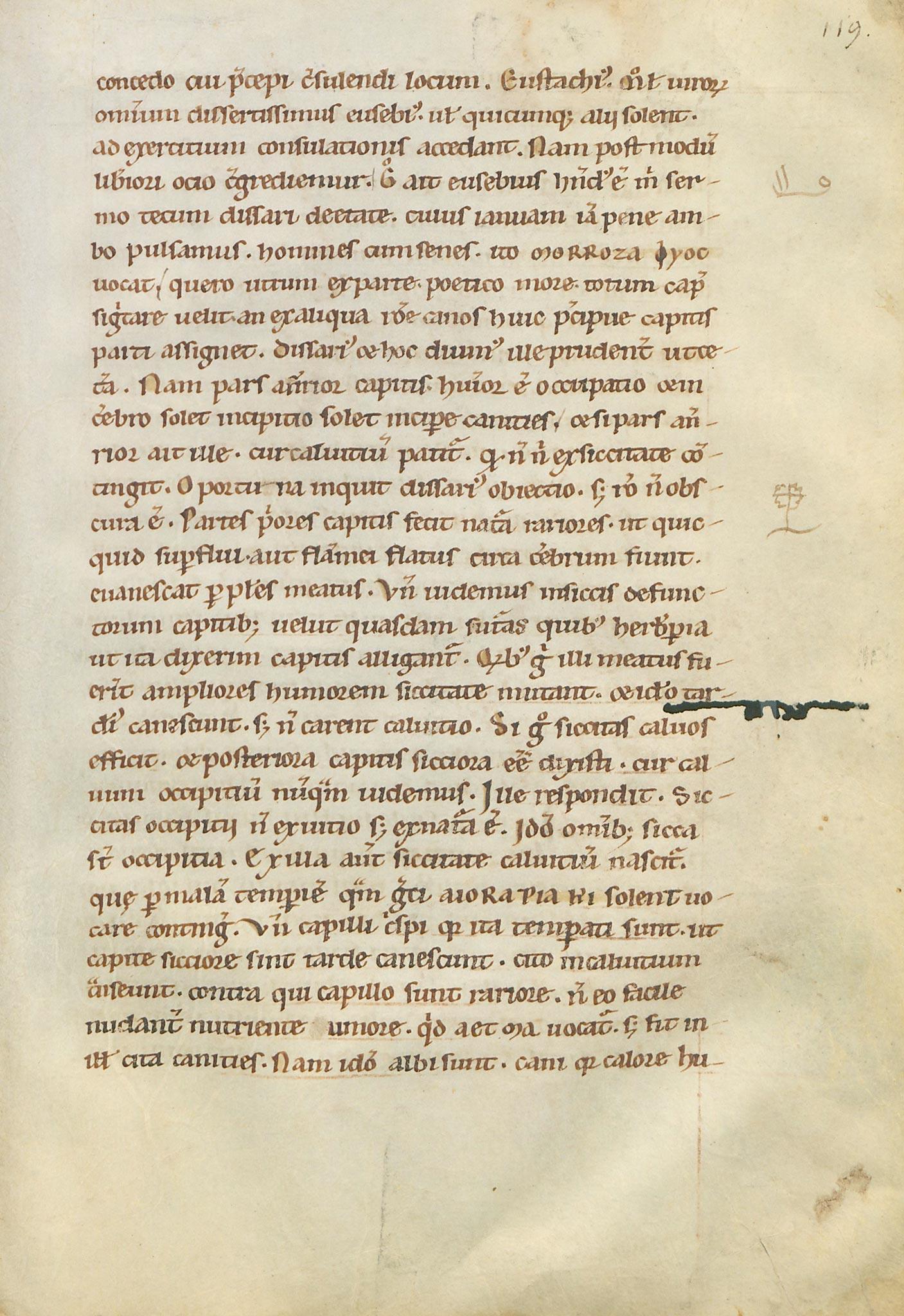 Manuscrit-Saturnales-119r°
