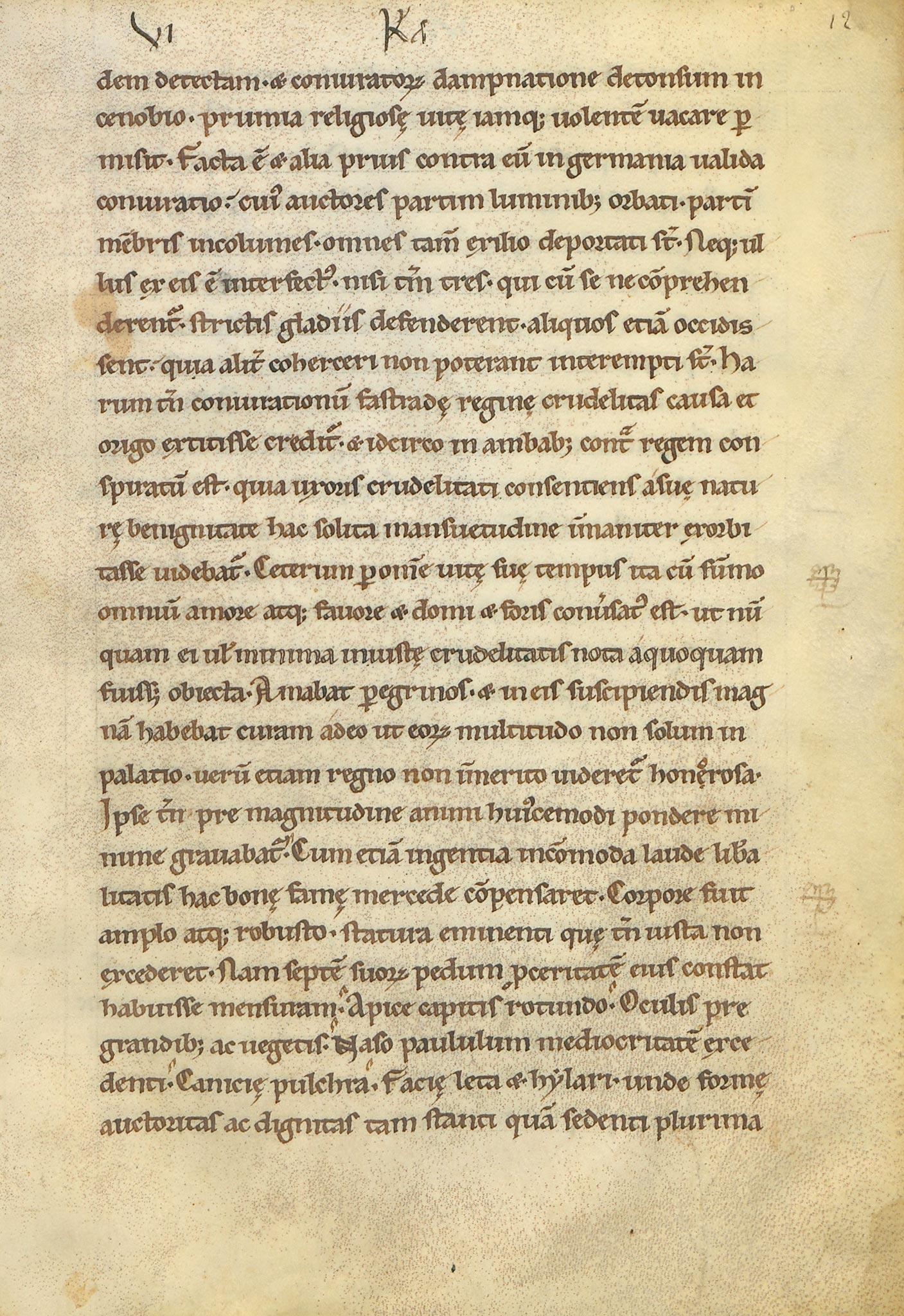 Manuscrit-Vita-Karoli-12r°