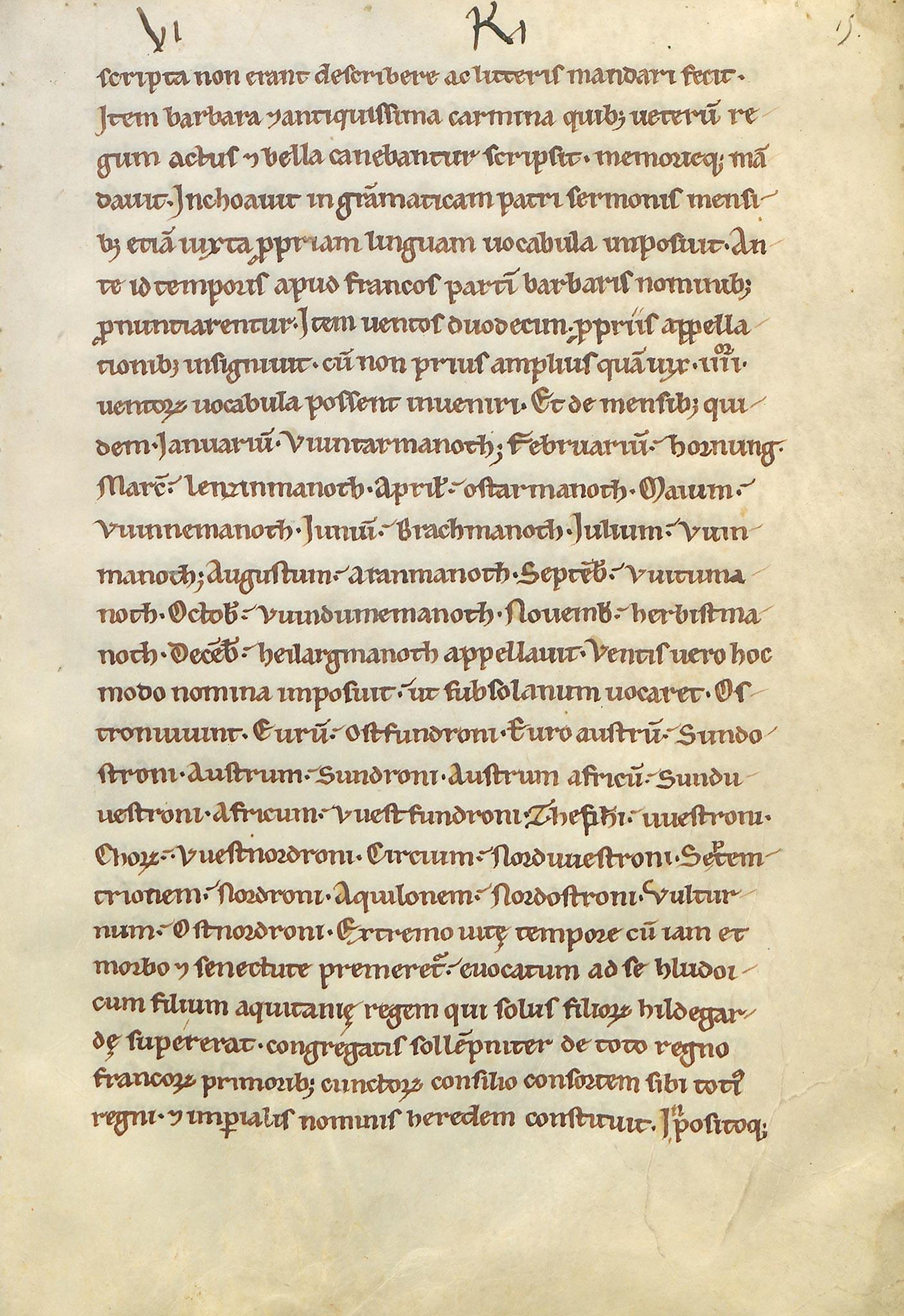 Manuscrit-Vita-Karoli-15r°