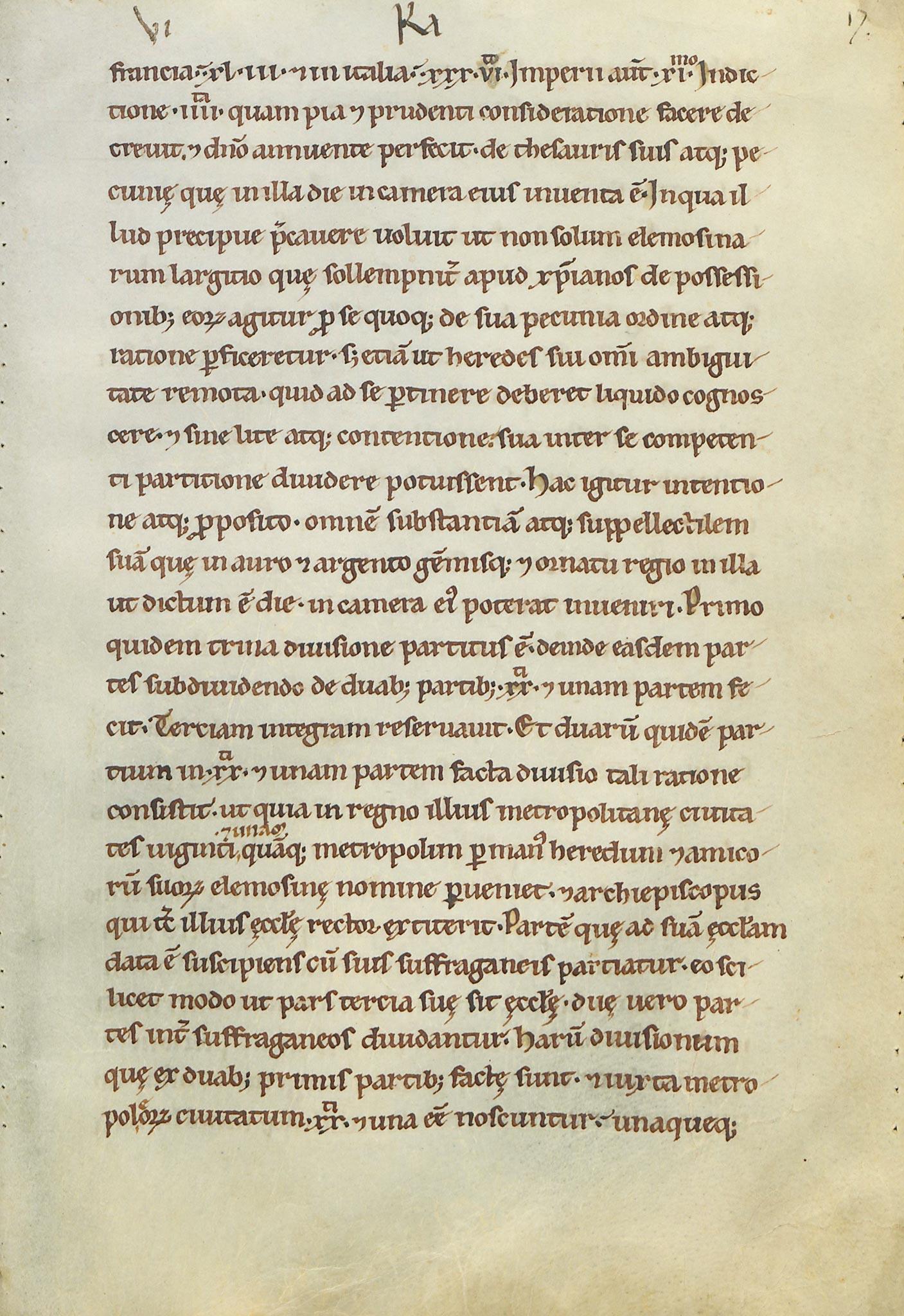 Manuscrit-Vita-Karoli-17r°