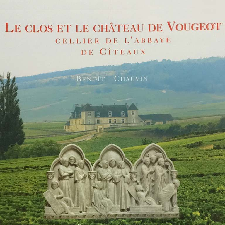 Le château et le clos de Vougeot